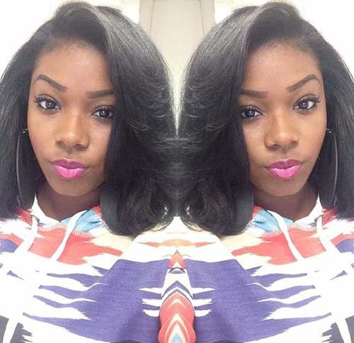 Marvelous 20 Black Girl Bob Hairstyles 2014 2015 Bob Hairstyles 2015 Hairstyle Inspiration Daily Dogsangcom