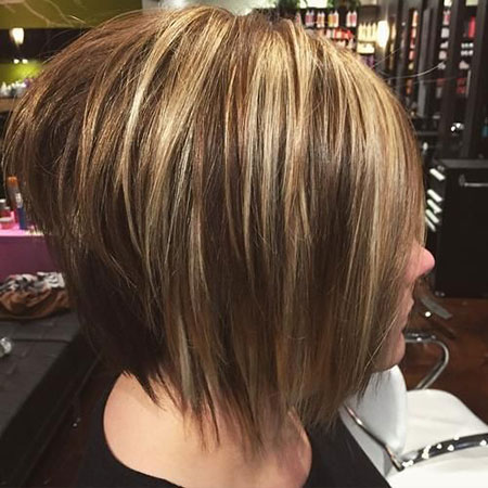 Layered Bob Hairstyles -1