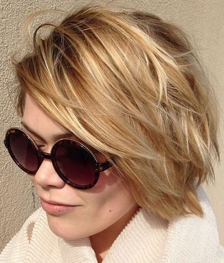Layered Bob Hairstyles 2015 - 2016-6