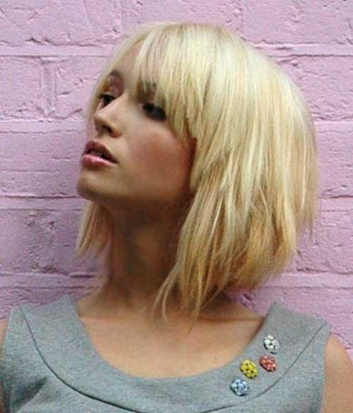 Surprising 15 Choppy Bob Cuts Bob Hairstyles 2015 Short Hairstyles For Women Short Hairstyles Gunalazisus