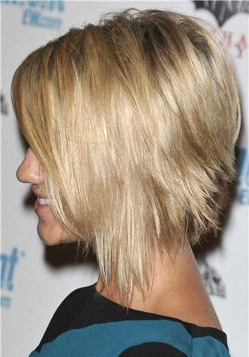 Choppy Style Short Platinum White Blonde