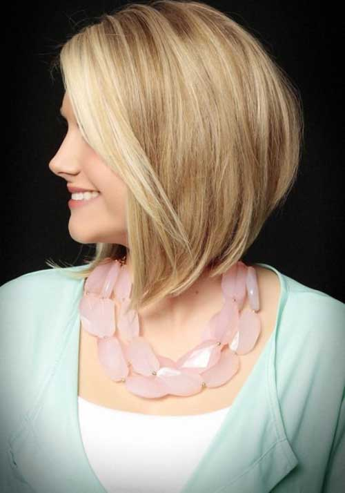 2015 Graduated Hairstyles for Women