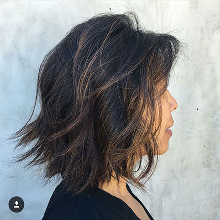 Layered Bob Haircut