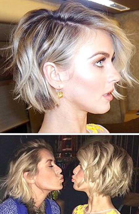 Bob Cut Hairstyle 2015
