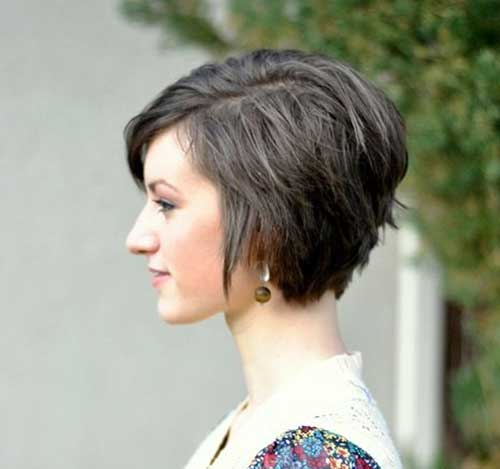 15 Bob Stacked Haircuts Bob Hairstyles 2018 Short Hairstyles For