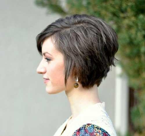 Stupendous 15 Bob Stacked Haircuts Bob Hairstyles 2015 Short Hairstyles Hairstyles For Men Maxibearus