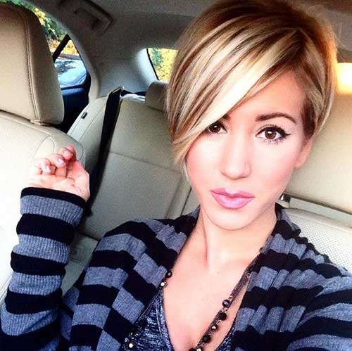 Latest Chic Bob Hairstyles For 2015