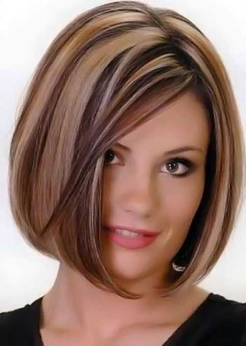 Medium Short Haircut Hairstyles Fashion And Women