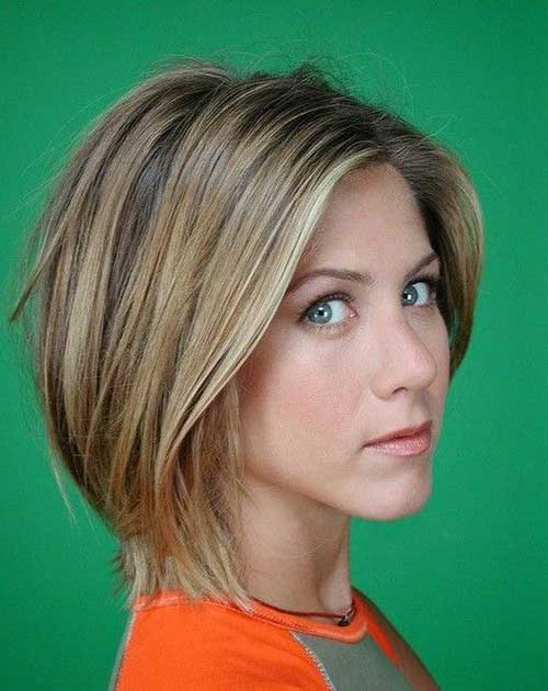10 Medium Bob Cuts | Bob Hairstyles 2017 - Short ... Jennifer Aniston News