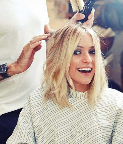 Kristin Cavallari Short Haircut
