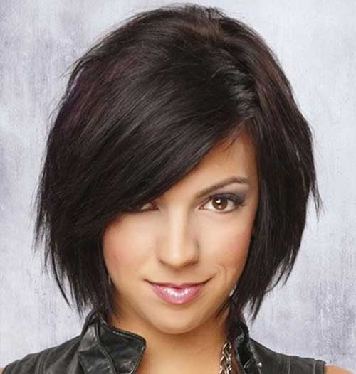 Admirable 10 Best Layered Short Bob Haircuts Bob Hairstyles 2015 Short Hairstyles For Women Draintrainus