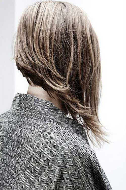 20 inverted long bob bob hairstyles 2017 short hairstyles for long asymmetrical bob hairstyles urmus Image collections