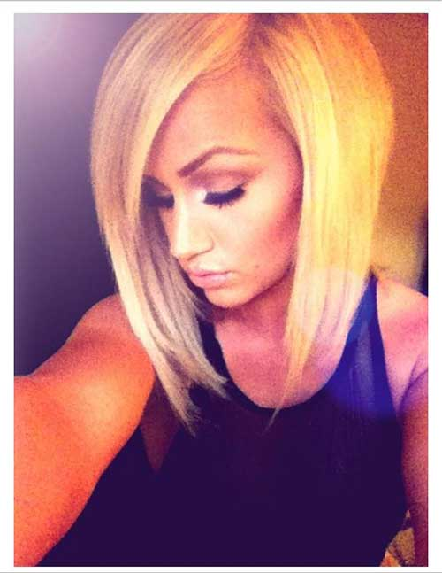 Tremendous 20 Inverted Long Bob Bob Hairstyles 2015 Short Hairstyles For Hairstyle Inspiration Daily Dogsangcom