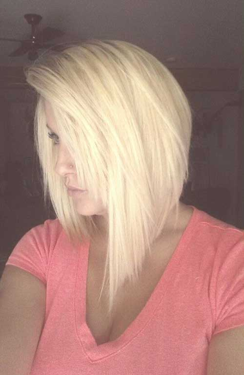 Long Inverted Bob Hairstyles 2015