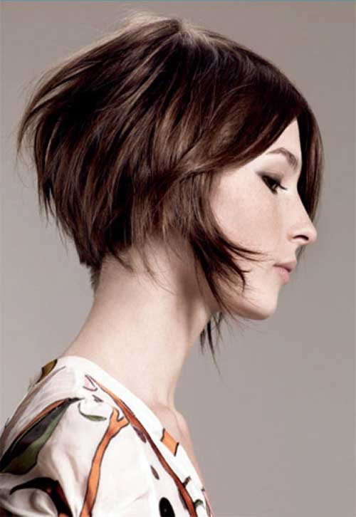 10 Inverted Bob with Layers
