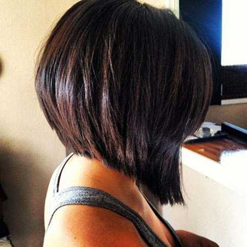 Awesome 15 Bob Stacked Haircuts Bob Hairstyles 2015 Short Hairstyles Hairstyle Inspiration Daily Dogsangcom