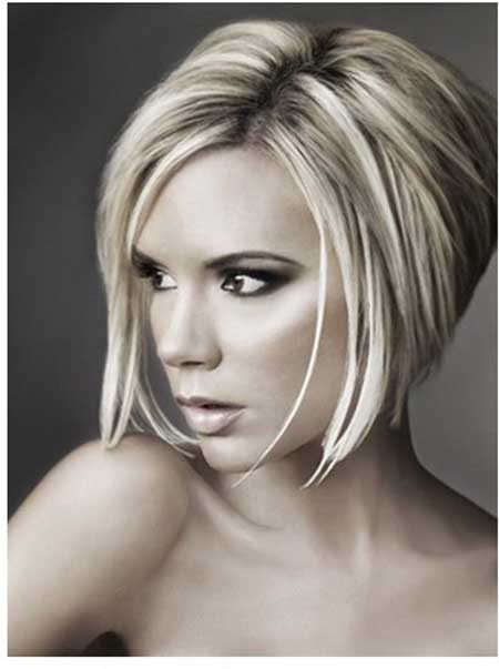 Short Swing Bob Hairstyles