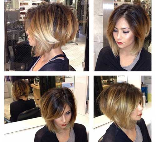 Bob Stacked Haircut Gallery Haircuts For Men And Women