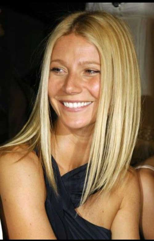 Gwyneth Paltrow Short Haircuts