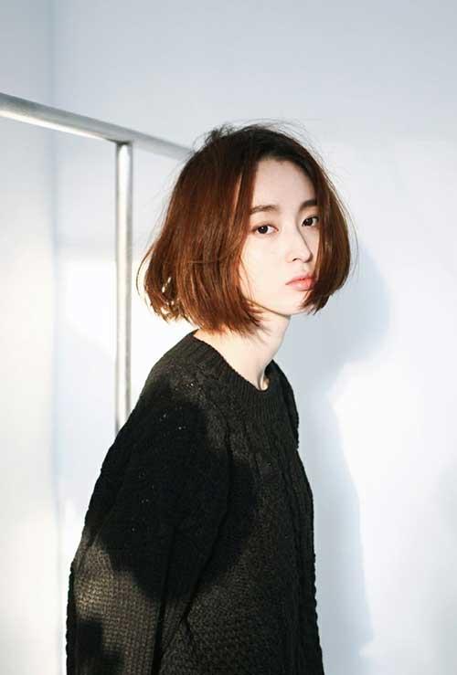 Asian Bob Hairstyles 2015