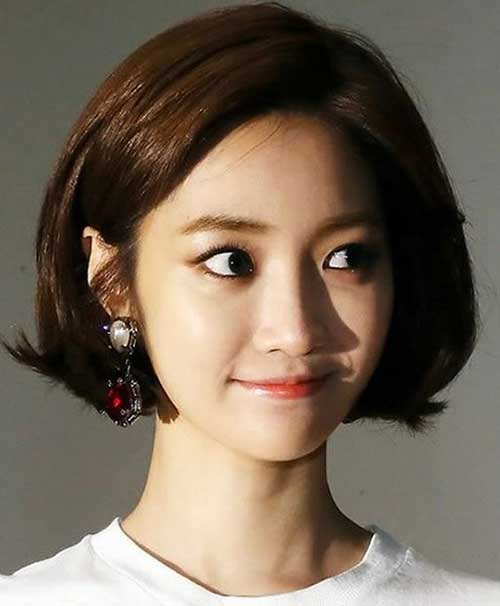10 Best Korean Bob Hairstyle