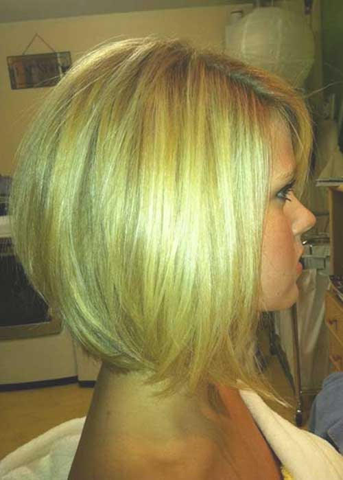 Blonde Bobs Hairstyles for 2015