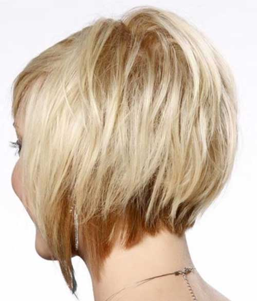 Bob Haircut With Lowlights | hairstylegalleries.com
