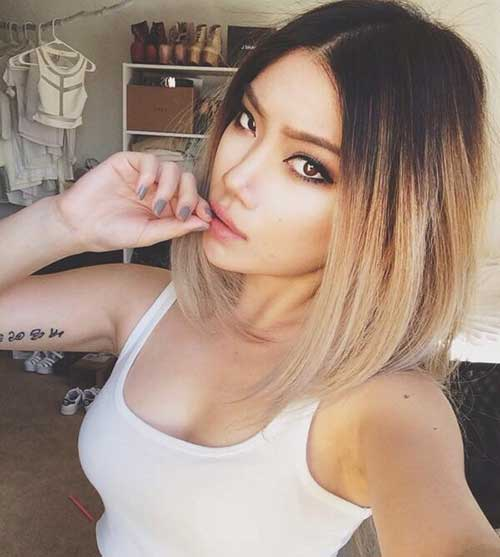 Fabulous 20 Ombre Bob Hairstyles Bob Hairstyles 2015 Short Hairstyles Hairstyles For Women Draintrainus