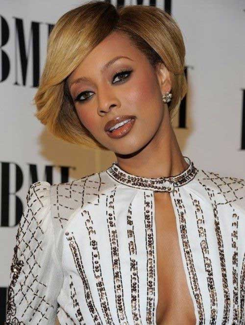 Blond Bob for Black Women Styles