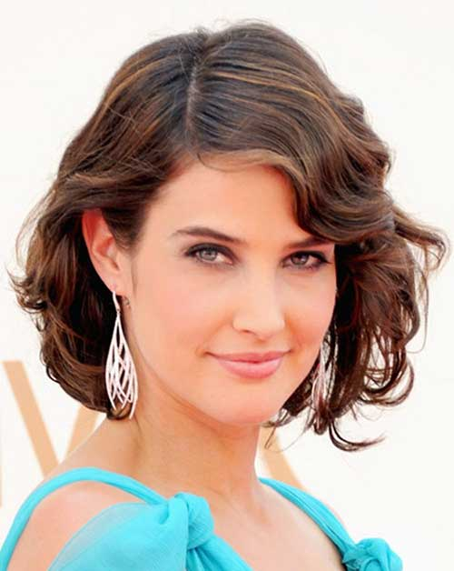 15 Best Bob Cut Hairstyles for Round Faces | Bob ...