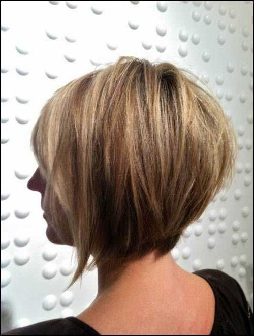 15 Layered Bob Back View Bob Hairstyles 2018 Short Hairstyles