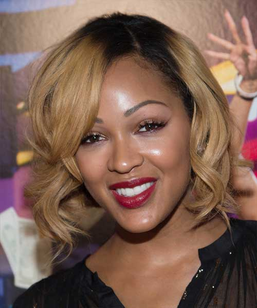 Wavy Bob Hairstyles Black Women