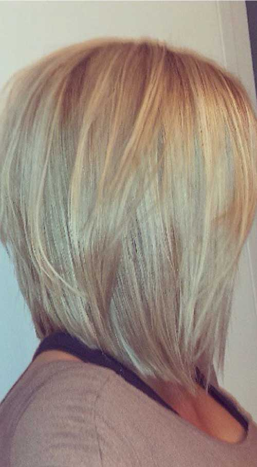 Phenomenal 25 Bob Hairstyles With Layers Bob Hairstyles 2015 Short Hairstyles For Women Draintrainus