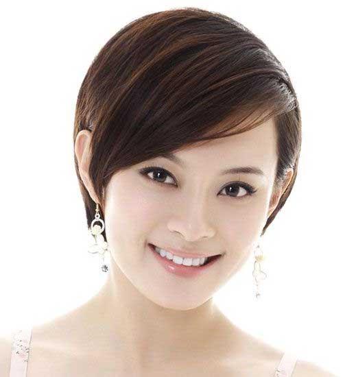 Bob Hair Idea for Chinese Women