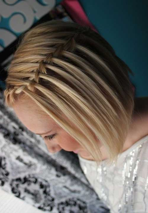 Braided Bob Styles for Girls