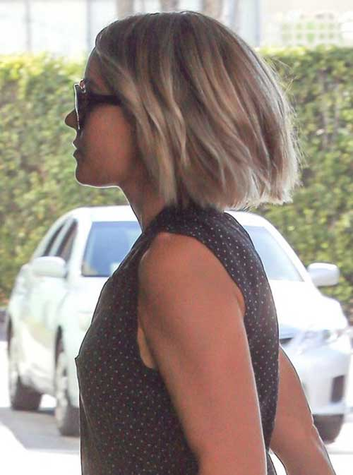 Choppy Layers with Bob Cut