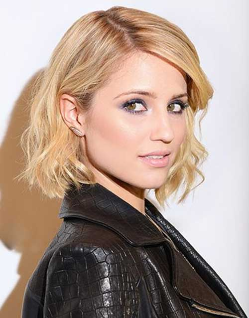 dianna agron hair hartruse - photo #17