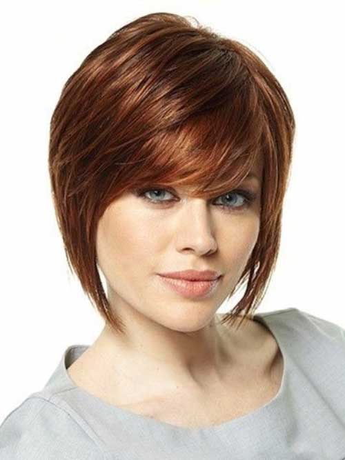 Easy Bob Hair for Oval Face Styles