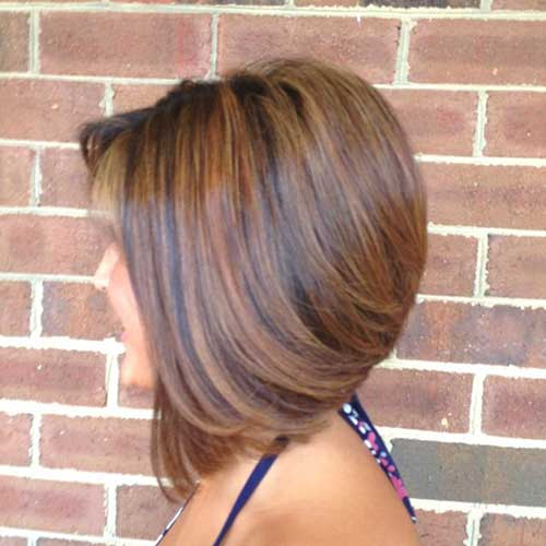 Phenomenal 20 Highlighted Bob Hairstyles Bob Hairstyles 2015 Short Hairstyles For Women Draintrainus