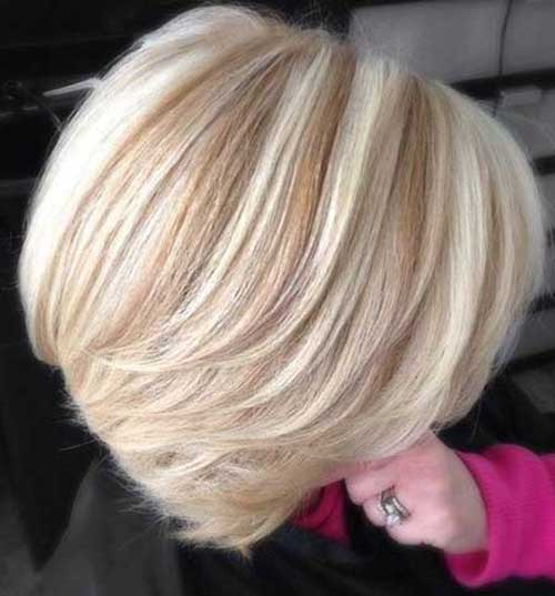 Excellent 20 Highlighted Bob Hairstyles Bob Hairstyles 2015 Short Hairstyles For Women Draintrainus