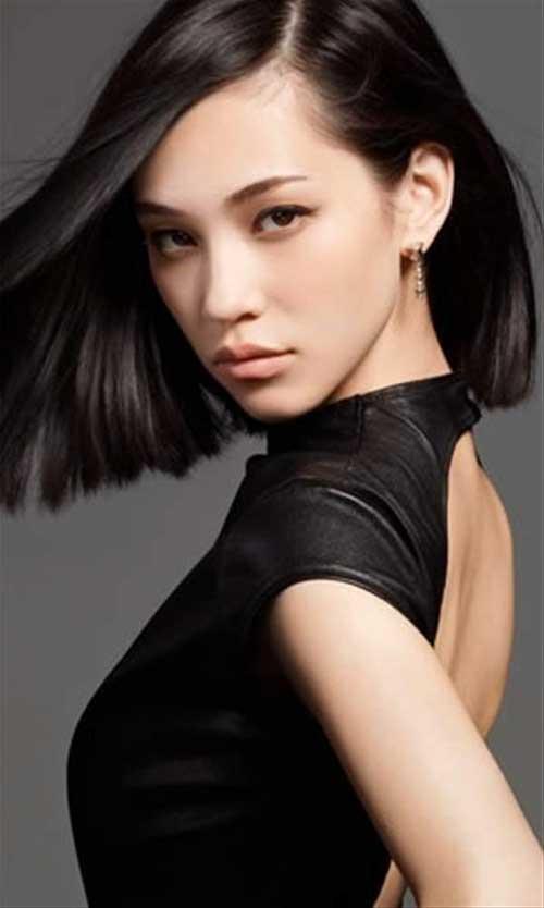 Kiko Mizuhara Bob Hair