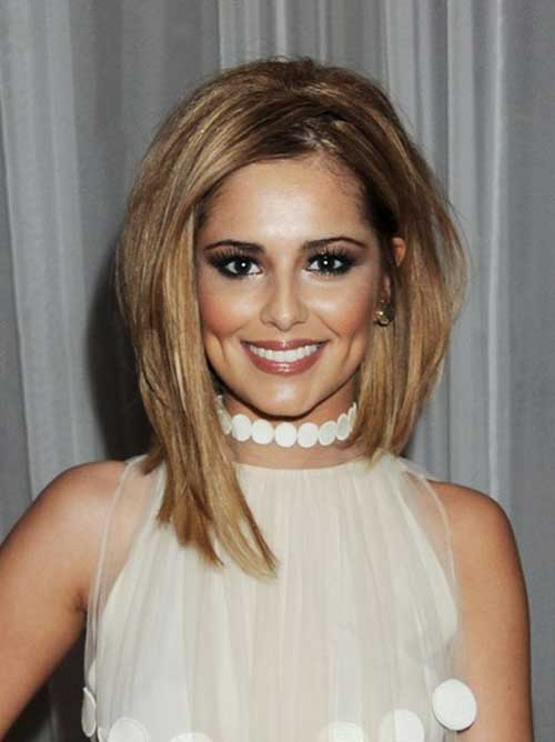 Cheryl Cole Ladies Bob Haircuts