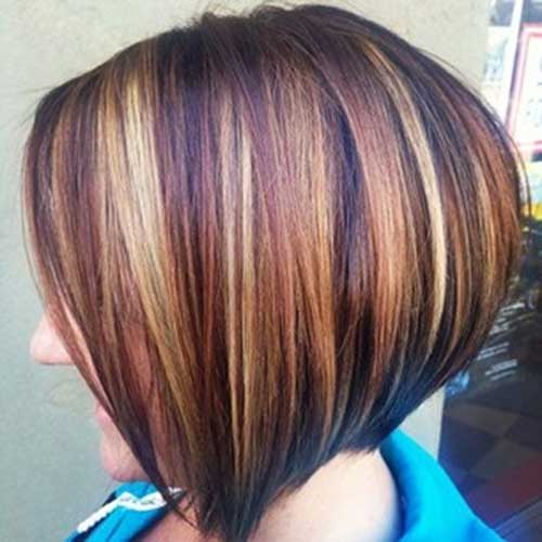 Ladies Bobs Hairstyles