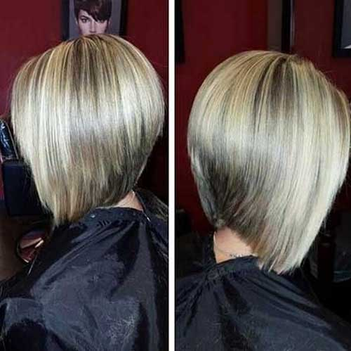 Layered Bob Hairstyle 2015
