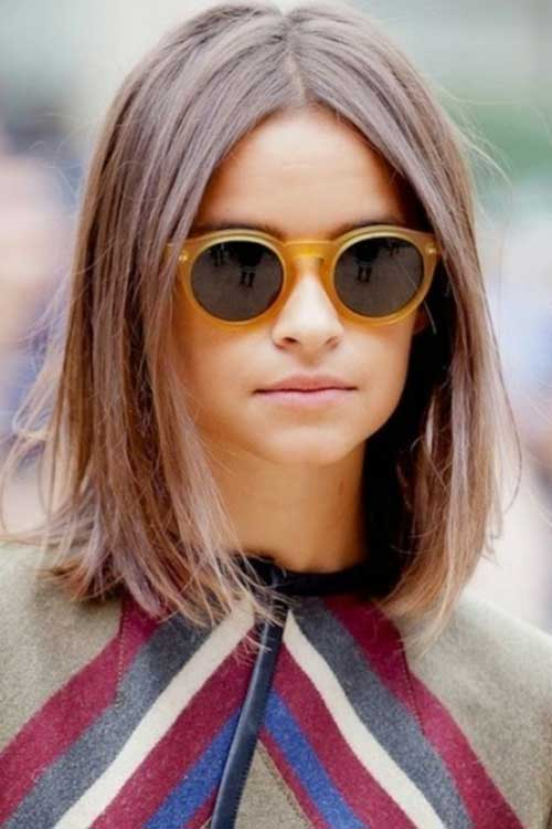 Cool 20 New Long Bobs For Fine Hair Bob Hairstyles 2015 Short Hairstyle Inspiration Daily Dogsangcom