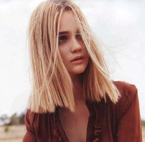 Incredible 20 New Long Bobs For Fine Hair Bob Hairstyles 2015 Short Hairstyle Inspiration Daily Dogsangcom