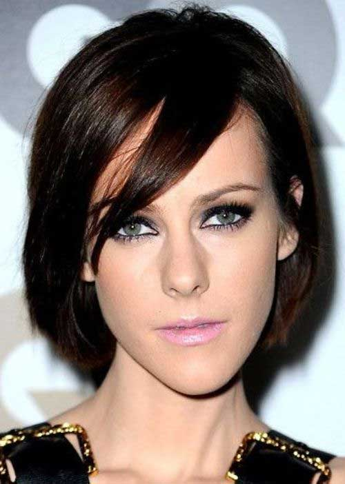 Brilliant 15 Best Bob Hairstyles For Long Faces Bob Hairstyles 2015 Short Hairstyles Gunalazisus