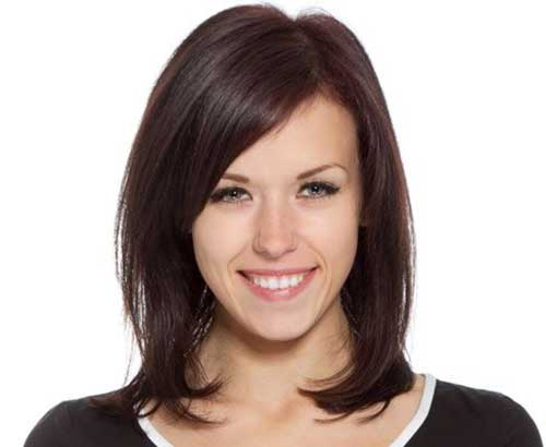 Long Face Long Bob Hairstyles
