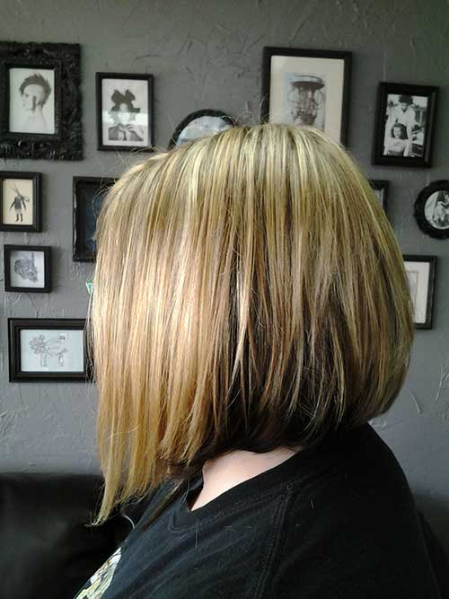 Best Medium Length Inverted Bob