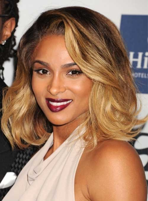 Best Medium Ombre Hair on Black Women